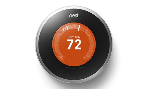 Nest Thermostat Installer London