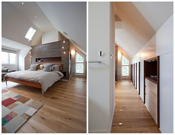 Modern Bedroom Loft Conversion London
