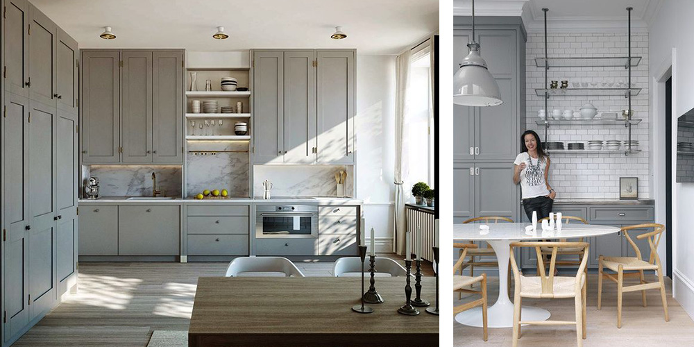 2015 kitchen trends modern classic kitchens london