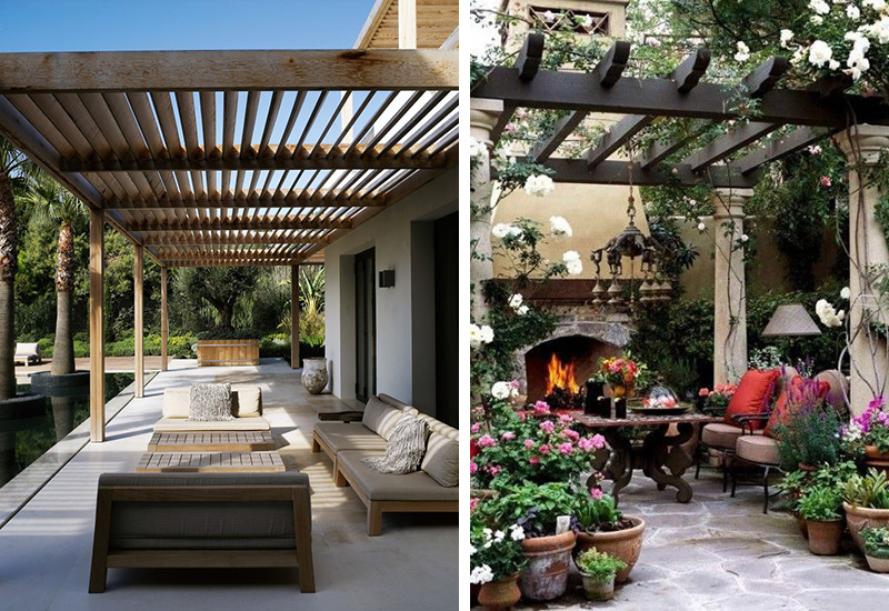Garden Ideas 2015 Uk 10 garden ideas to try this summer! - tage london