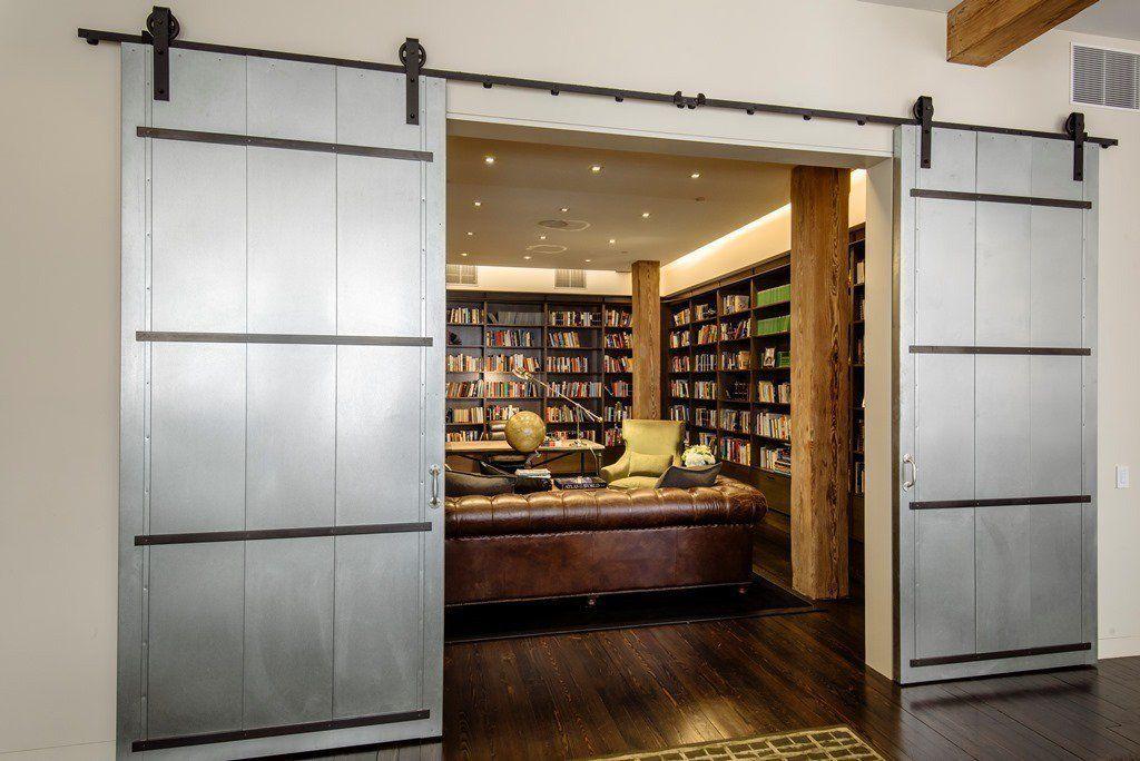 Library Doors