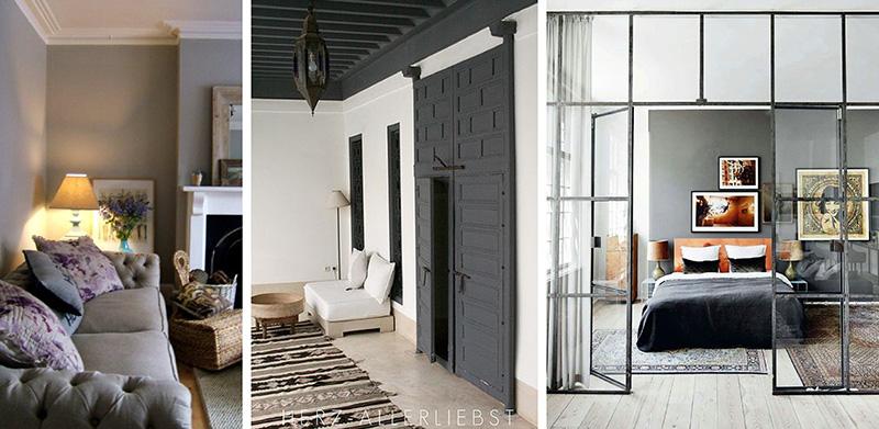 Neutral Greys Colour Palette 2015
